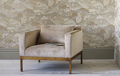 Langdale Wallpaper Collection - GP & J Baker
