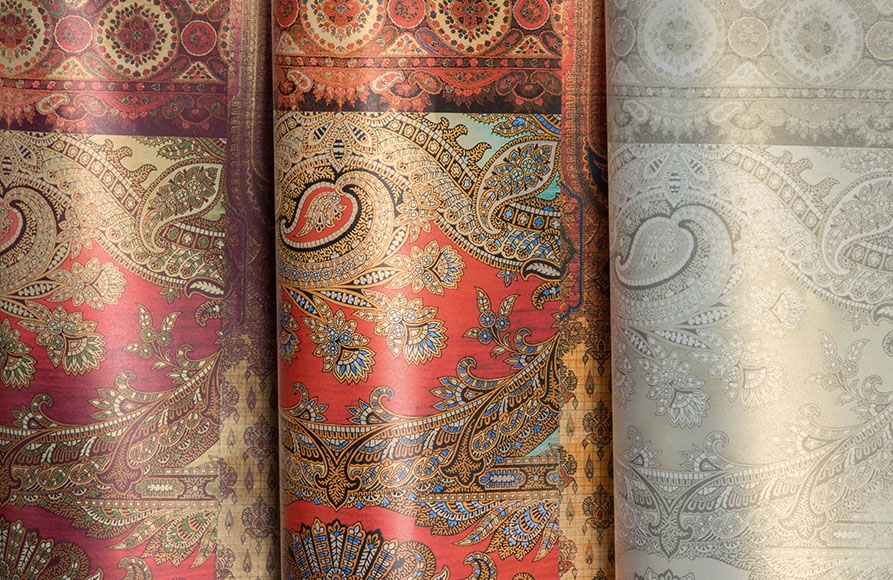 mulberry home bohemian wallpaper - photo #16