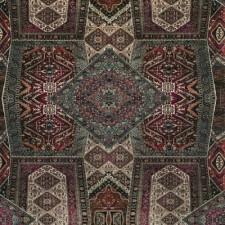 Velvet Oriental Carpet Plum/Teal SKU FD273-H154