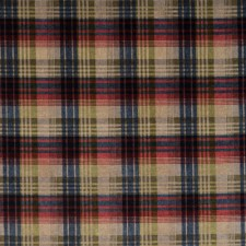Velvet Ancient Tartan Red/Blue/Green FD274-V132