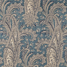 Heirloom Paisley Teal SKU FD667-R11