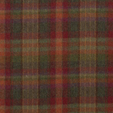 Country Plaid Red/Lovat/Heather SKU FD699-V156