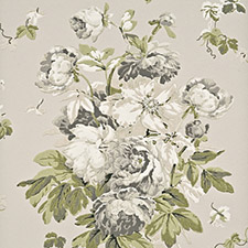 Garden Peony Silver/Taupe SKU FG071-J80
