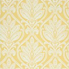 Ryecote Damask Yellow/Ivory SKU BW45048.6