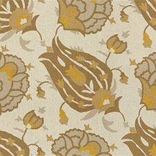 Turkish Flower Grey/Bronze SKU BF10513-2