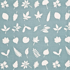 Tumbling Leaves Aqua SKU PP50342.1