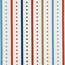 Opera Stripe Red/Blue SKU PP50344.4