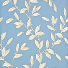 Tintinhull Leaf Blue/Ivory SKU PW78002.3