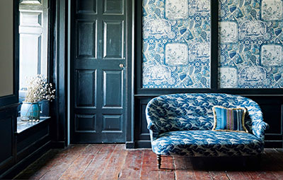 Bohemian Wallpaper Collection - Mulberry Home