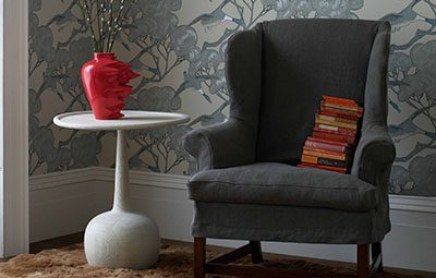 Heirloom Wallpaper - Muberry Home