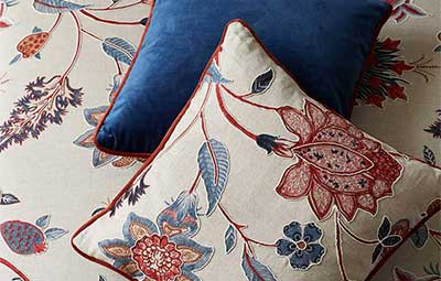 GP & J Baker - Collection Keswick Embroideries